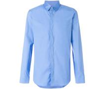 concealed placket shirt