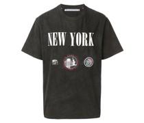 "T-Shirt mit ""New York""-Print"