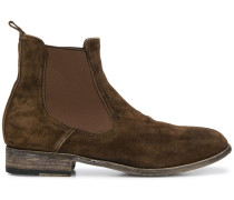 Chelsea-Boots im Distressed-Look