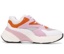 'Maggiorana' Sneakers in Colour-Block-Optik