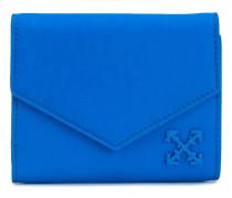 Portemonnaie mit Pfeil-Logo