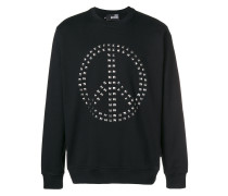 'Peace Love' Sweatshirt