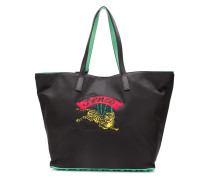 'Jumping Tiger' Shopper