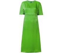 round neck shift dress