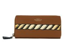 Handbemaltes 'Saffi' Portemonnaie