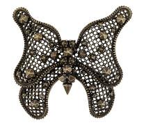 Brosche im Schmetterling-Design