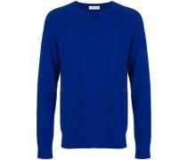 brushed knit jumper