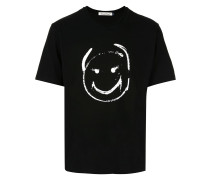 T-Shirt mit Smiley