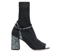 Stiefel mit Sockeneinsatz