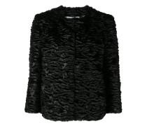 short embellished jacket