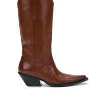 Cowboy-Boots mit spitzer Kappe