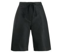 Gesteppte Shorts