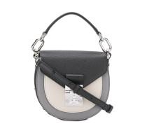 'Patrica' Handtasche in Colour-Block-Optik