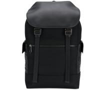 multi-functional interwoven backpack