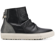 Brody sneaker sole boots