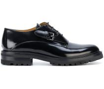 Oxford-Schuhe mit Schnalle