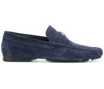slip-on Medusa loafers