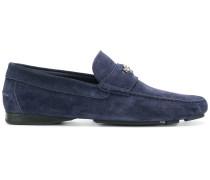 slip-on Medusa loafers