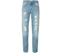 P.A.R.O.S.H. RoyRoger's x P.A.R.O.S.H. Jeans im Used-Look