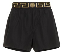 'Greek Key Border' Badeshorts