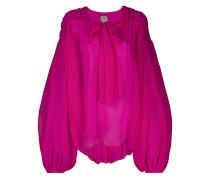 Oversized-Bluse