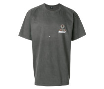 printed oversized T-shirt