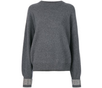 jumper with crystals