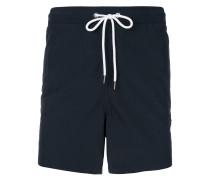 Seersacker swim shorts