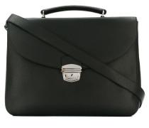 foldover top briefcase