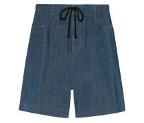 Shorts mit Stretchanteil