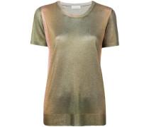 T-Shirt mit Lurex