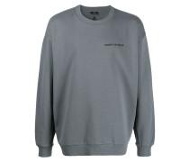 'Holy' Sweatshirt mit Foto-Print