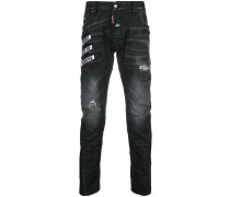 'Tidy' Bootcut-Jeans