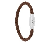 thin woven bracelet