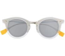 Runde Sonnenbrille mit FF