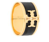 Armband mit schwarzem Emaille