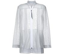 Semi-transparente 'Carmem' Oversized-Jacke