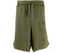 'Army Label' Bermudas