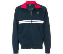 striped detail sports jacket
