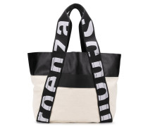 East/West Canvas Tote