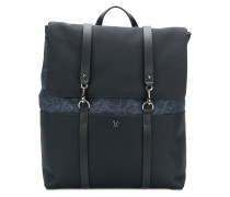 MS foldover backpack