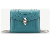 - Serpenti Forever Flap Cover leather bag