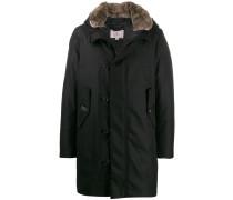 'Kasaner' Mantel mit Reißverschluss