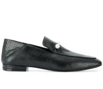 Loafer mit Stegverzierung