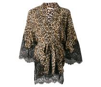 Oberteil mit Leopardenmuster
