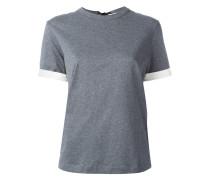 T-Shirt mit freiem Rücken