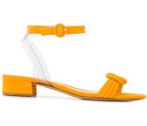 Sandalen mit niedrigem Blockabsatz