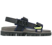 Garavani Sandalen mit VLOGO