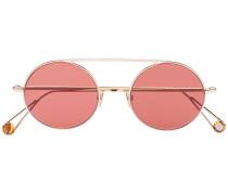 22kt vergoldete 'Place d'Acadie' Sonnenbrille