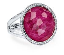 Diamond Lollipop ring